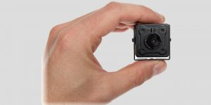 Caméra discrète